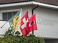 Fahnen am Gemeindehaus Tägerwilen.jpg