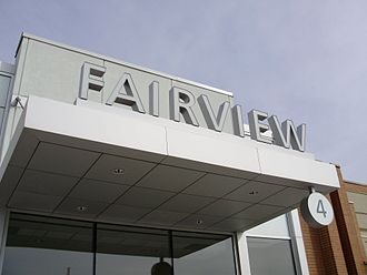 Fairview Mall - Image: Fairview Mall Entrance 4