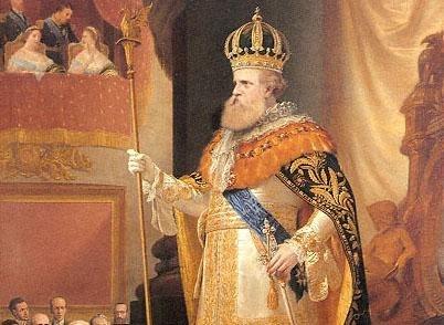 Fala do trono (cropped)