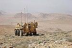 Falcon Sqn FUCHS vehicle in Jordan MOD 45164584.jpg