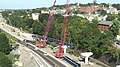 Fall River- Placing Structural Steel for I-195 WB to Route 79 NB Ramp (21326470758).jpg