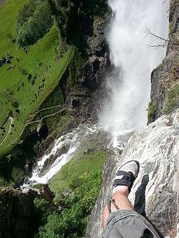 Fallbach Klettersteig 5
