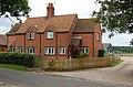 Farm cottages between Eathorpe and Wappenbury - geograph.org.uk - 1427490.jpg