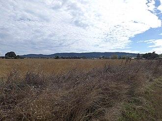 Ashwell, Queensland - Farms along Perrins Road, 2015