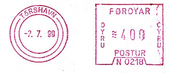 Faroe Islands stamp type B10.jpg