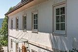 Feldkirchen Waiern Martin-Luther-Straße 4 evangelische Pfarrgemeinde Portalwand 20072019 6845.jpg