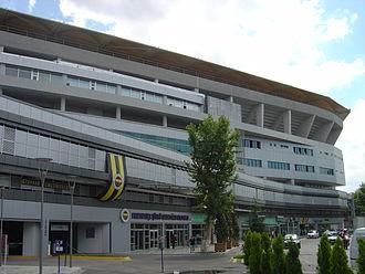 Şükrü Saracoğlu Stadium - Image: Fenerbahce Stadion
