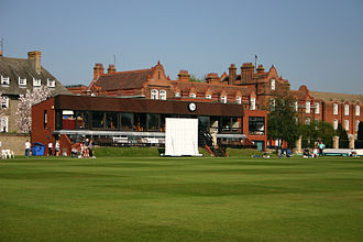 Cambridge University Cricket Club - Image: Fenners 1