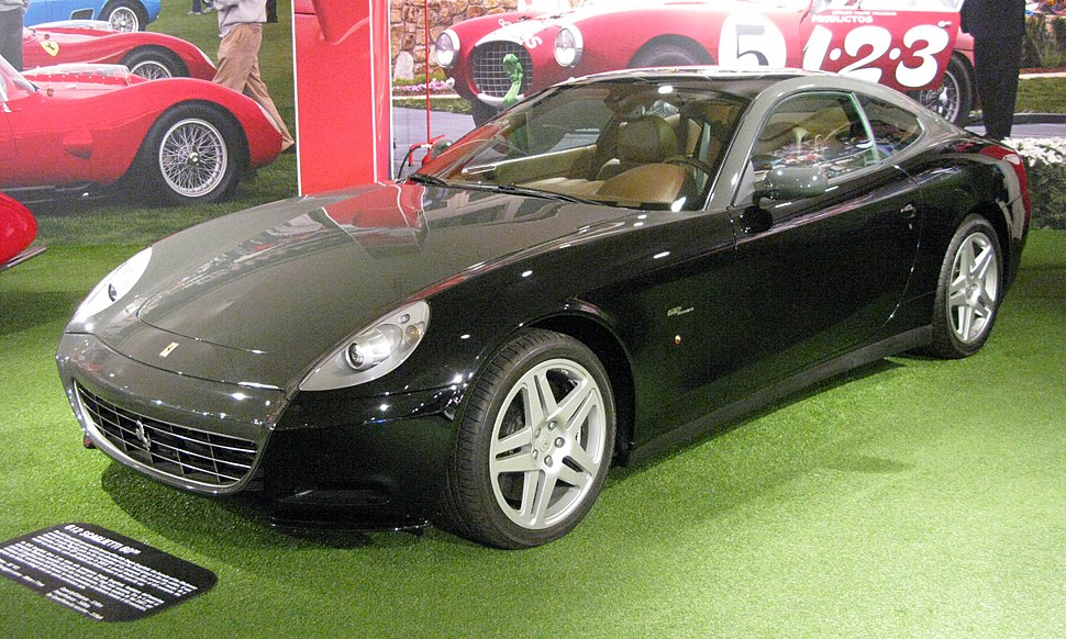 Ferrari 612 Scaglietti 60th fl