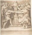 "Figures Adoring a Statue of the ""Magna Mater"" MET DP803403.jpg"