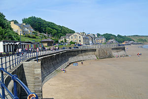 Filey - Image: Filey seaside south 061515