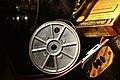 Film reel. Kodachrome movie film roll cameras only Daylight type. Baugnez 44 Historical Center WW2 museum 2012.jpg