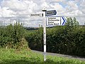 Fingerpost at Wonwell Cross - geograph.org.uk - 341869.jpg