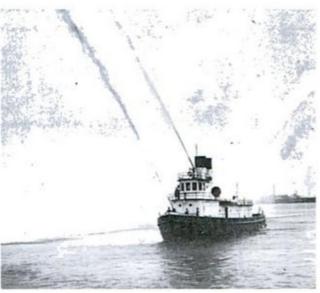 Fireboats of Duluth