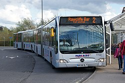 First York bus 11102 (BG58 OLT), 10 April 2012.jpg