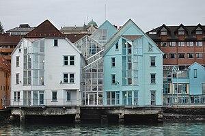 Norwegian Directorate of Fisheries - Norwegian Directorate of Fisheries headquarters in Bergen