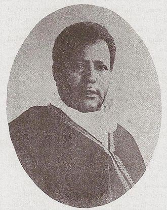 Habte Giyorgis Dinagde - Image: Fitawrari Habte Giyorgis