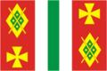 Flag of Krasnoselskoe (Krasnodar krai).png