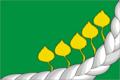 Flag of Ugra volost (Kaluga oblast).png
