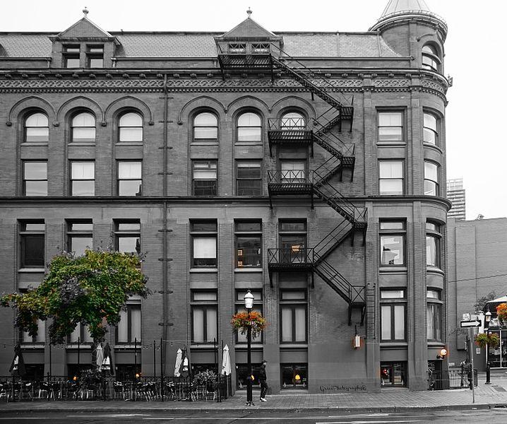 File:Flat Iron Building Toronto.jpg