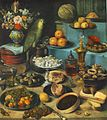 Flegel, Georg - Still-life with Parrot.jpg