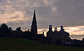 Flickr - Duncan~ - Edensor at sunset.jpg