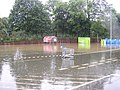 Flooding at Tesco, Brighouse - geograph.org.uk - 477311.jpg