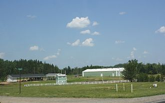 Florence County, Wisconsin - Fairgrounds