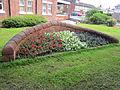 Flowerbed at Helsby (1).JPG