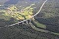 Flug -Nordholz-Hammelburg 2015 by-RaBoe 1118 - Grenzwaldbrücke.jpg