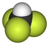 Image illustrative de l'article Trifluorométhane