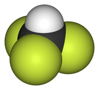 Trihalomethane - Fluoroform