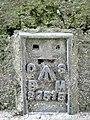 Flush bracket S2515, Shaftesbury - geograph.org.uk - 2322836.jpg
