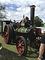 Foden traction engine 'King George V' (15287404620).jpg