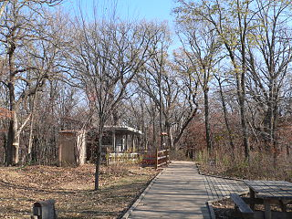 Fontenelle Forest United States historic place