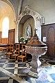 Fonts baptismaux de l'église Saint-Sauveur de Thury-Harcourt.jpg
