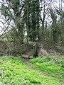 Footbridge - geograph.org.uk - 1226254.jpg