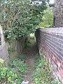 Footpath - New Bank Street - geograph.org.uk - 2631454.jpg