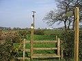 Footpath to Brockhill Wood - geograph.org.uk - 157120.jpg