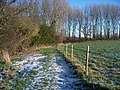 Footpath to Chipping Campden - geograph.org.uk - 1638857.jpg