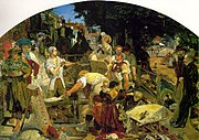 Ford Madox Brown - Work - artchive.com