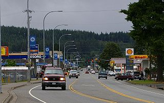 Forks, Washington City in Washington, United States