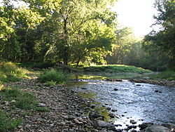 White Clay Creek Preserve is a PA state park in London Britain Township
