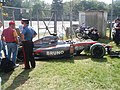 Formel 1 2010 Monza Bruno Senna nach Ausfall.jpg