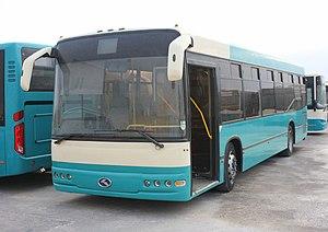Former TM Malta Bus King Long