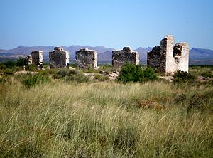 Fort Craig - Image: Fort Craig NM