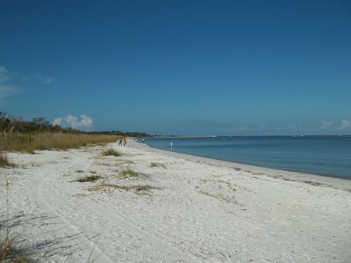 Fort Myers Beach FL Lovers Key SP north01
