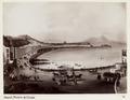 Fotografi från Neapel, Italien. Riviera di Chiaja - Hallwylska museet - 106831.tif