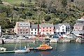 Fowey - by the lifeboat landing stage - geograph.org.uk - 1820548.jpg
