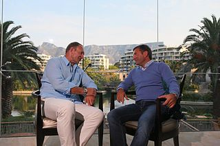 Francois Pienaar South African rugby union footballer and coach